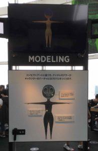 モデリング
