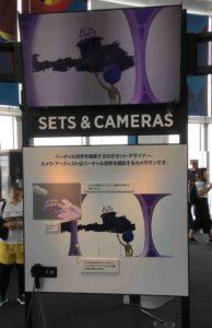 セット&カメラ