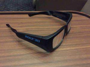 IMAXレーザー/GTテクノロジー 3Dメガネ