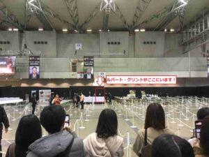 東京コミコン サイン会